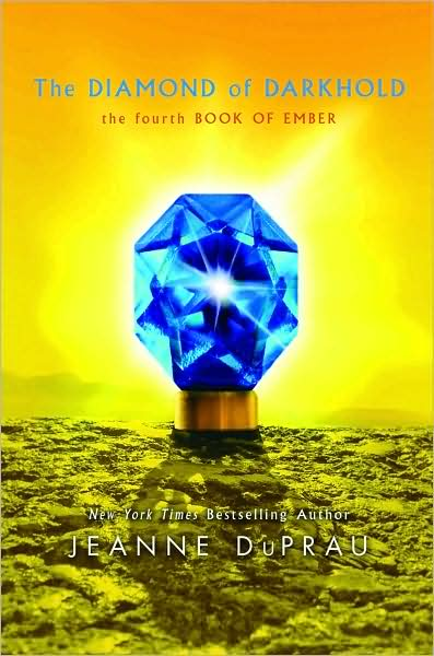 Diamond of Darkhold (Books of Ember #4) by Jeanne DuPrau image