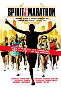 Spirit of the Marathon on DVD image