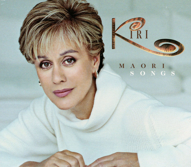 Maori Songs by Kiri Te Kanawa