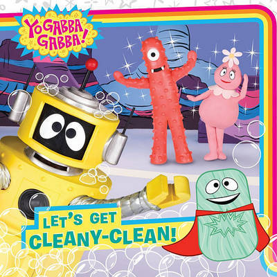 YGG: Let's Get Cleany-Clean by Jean McElroy image