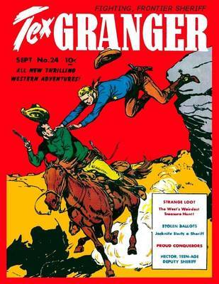 Tex Granger 24 by Parents Magazine Press