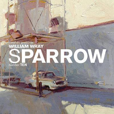 Sparrow: v. 9 by Ashley Wood image