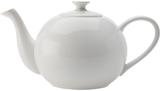 Casa Domani Casual White Teapot 1.2L Gift Boxed