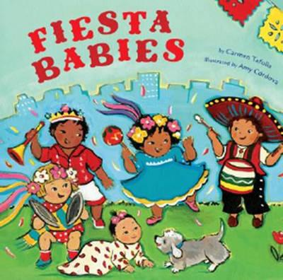 Fiesta Babies by Carmen Tafolla image