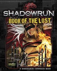 Shadowrun RPG: Book of the Lost