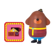 Hey Duggee: Collectible Figurine Duo Pack - Duggee & Treasure Badge