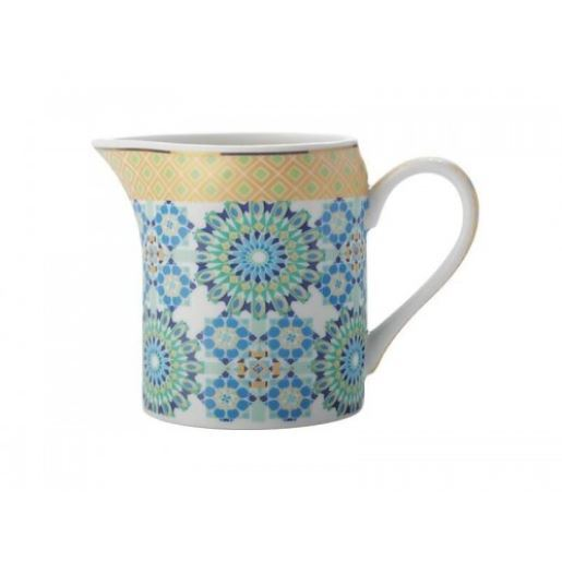 Maxwell & Williams Teas & C's Isfara Creamer - Bukhara Blue (300ML)