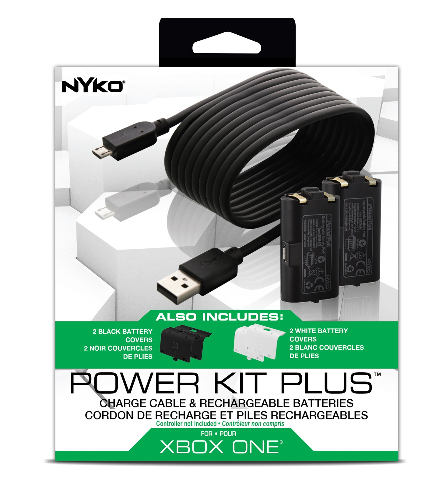 Nyko Xbox One Power Kit Plus screenshot