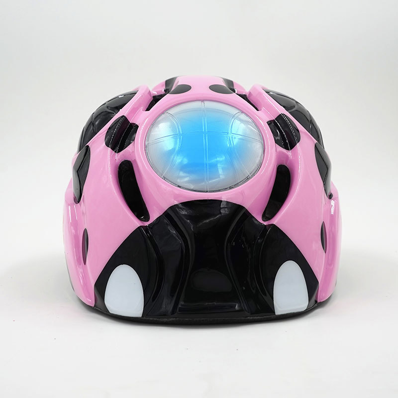 Livall: KS2 Smart Kids Helmet - Pink image