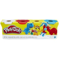 Play Doh: Classic Colours 4 Pack