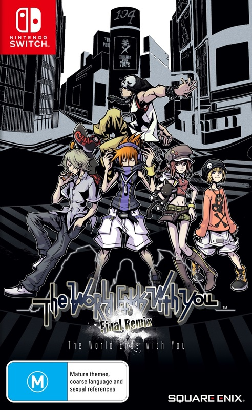 The World Ends With You: Final Remix for Nintendo Switch