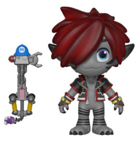 Kingdom Hearts III: Sora (Monsters Inc.) - 5-Star Vinyl Figure