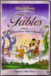 Disney Fables - Vol. 6 on DVD