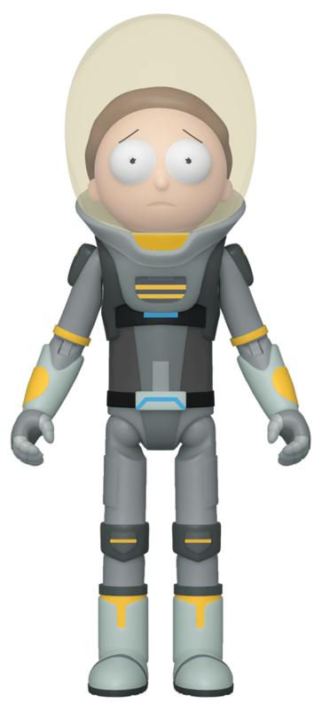 "Rick & Morty: Morty Space Suit - 5"" Action Figure"