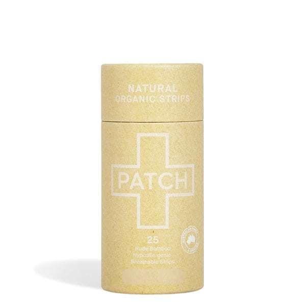 PATCH: Natural Bamboo Adhesive Strips (25pk)