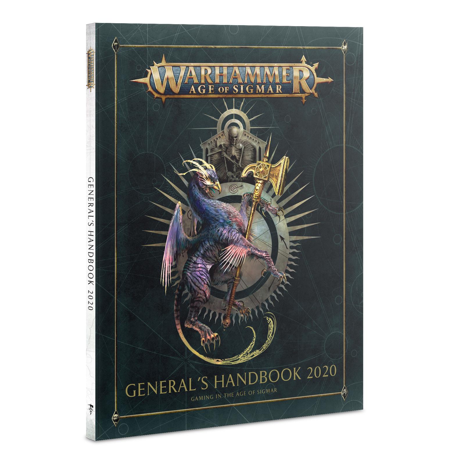 Warhammer Age of Sigmar: General's Handbook (2020) image