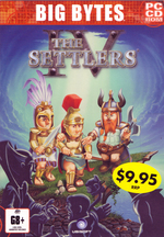 Settlers 4 for PC Games