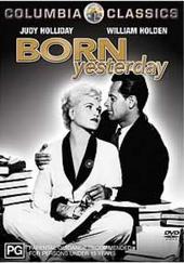 Born Yesterday on DVD