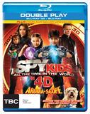 Spy Kids 4 - 4D (3D and 2D) with special Aromascope on Blu-ray, 3D Blu-ray