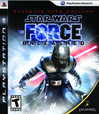 Star Wars: Force Unleashed: Ultimate Sith Edition for PS3 image