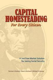 Capital Homesteading for Every Citizen by Norman G. Kurland image