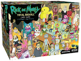 Rick and Morty Total Rickall Cooperative Card Game
