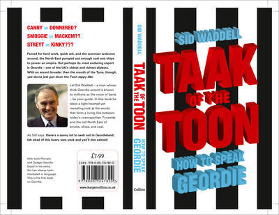 Collins Taak of the Toon by Sid Waddell