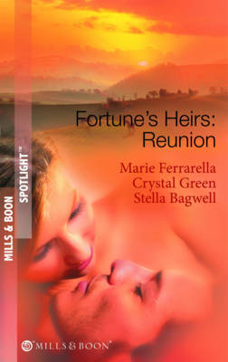 Fortune's Heirs: Reunion by Marie Ferrarella image