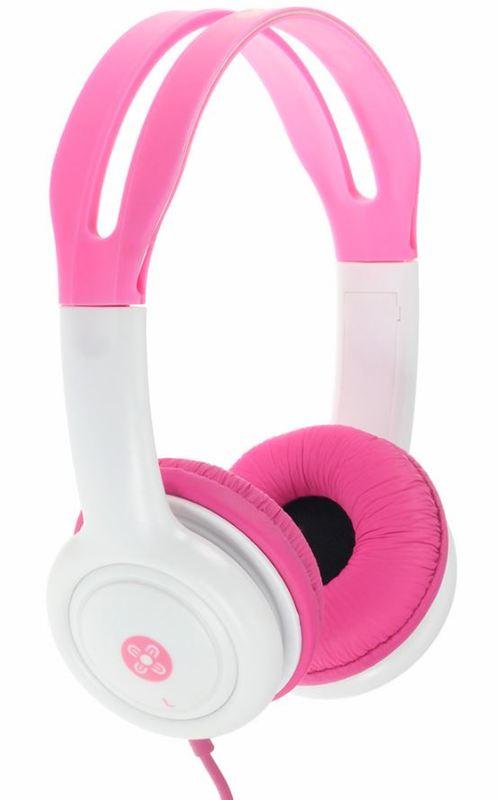 Moki Volume Limited Headphones for Kids - Pink