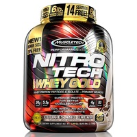 Nitrotech 100 Whey Gold