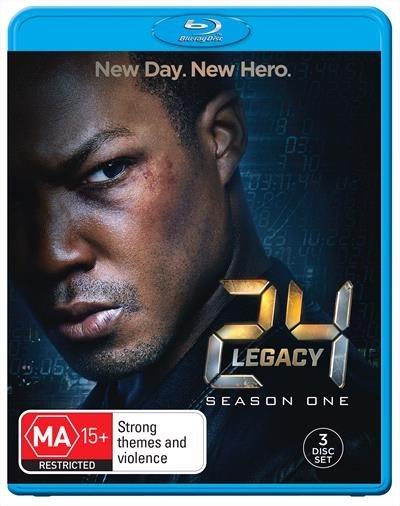 24: Legacy - Season 1 on Blu-ray image