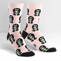 Women's - Miss Universe Crew Socks