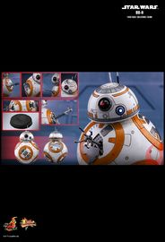 """Star Wars: BB-8 - 4"""" Articulated Figure image"""