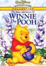 Many Adventures of Winnie The Pooh, The (1977) on DVD