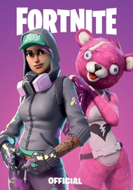 FORTNITE (OFFICIAL): A5 Notebook - Purple