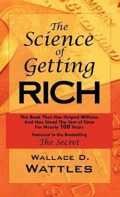 The Science of Getting Rich by Wallace , D. Wattles image