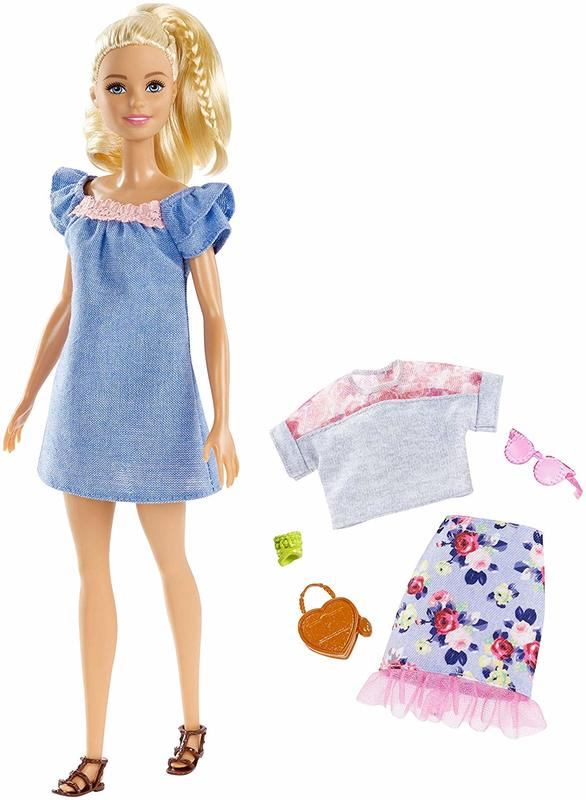Barbie: Fashionistas Doll - Sweet Bloom