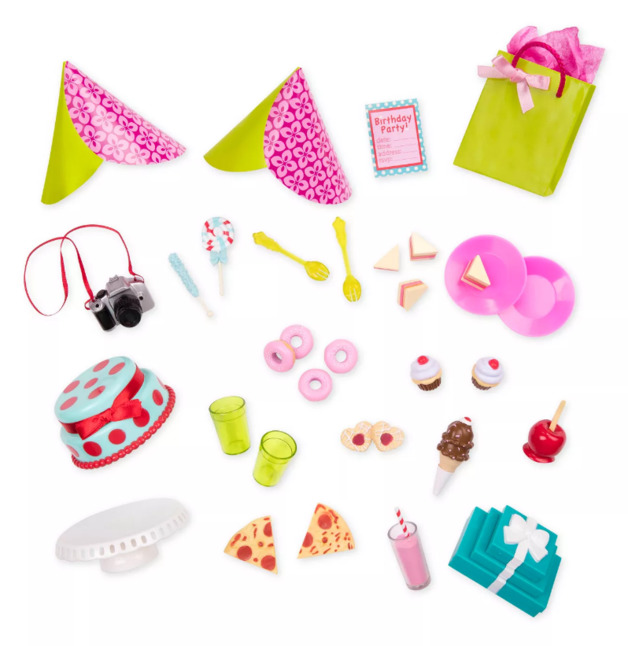 Our Generation: Accessory Set - Party Planning