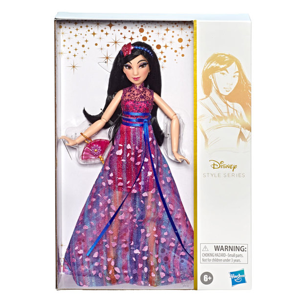Disney Princess: Style Series Doll - Mulan