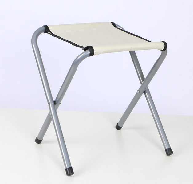 Outdoor Camping Compact Folding Chair | Colour: White
