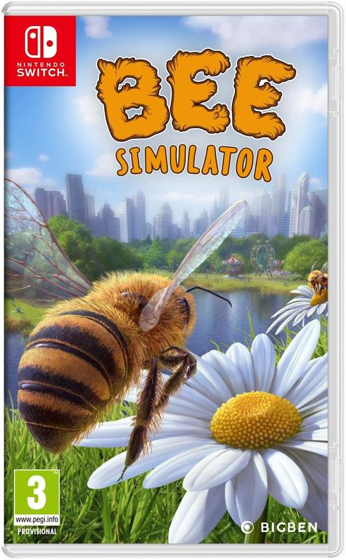 Bee Simulator for Switch
