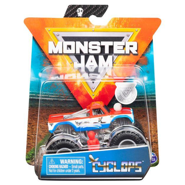 Monster Jam: 1:64 Scale Diecast Truck - Cyclops