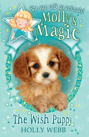 The Wish Puppy by Holly Webb image