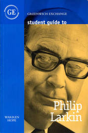 Student Guide to Philip Larkin by Warren Hope image