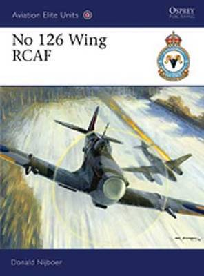 No 126 Wing RCAF by Donald Nijboer image