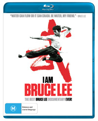 I Am Bruce Lee on Blu-ray