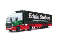 Eddie Stobart Curtainside Truck 1:64 Diecast Model