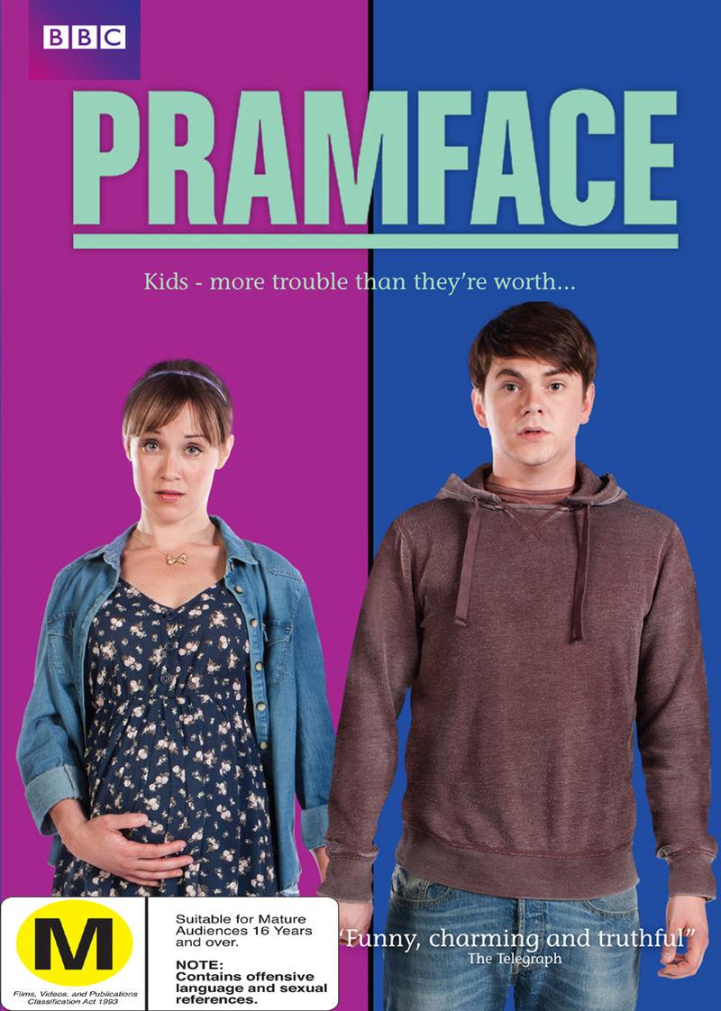 Pramface on DVD image