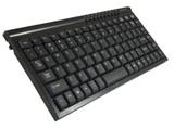 Rock Mini Keyboard USB/PS2 - Black