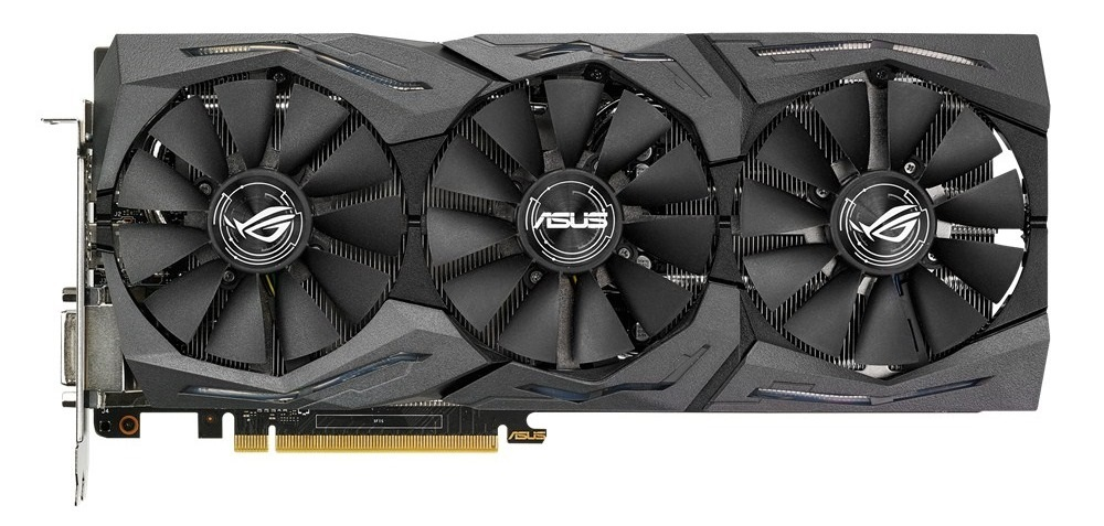 ASUS GeForce GTX 1060 Strix 6GB Graphics Card image